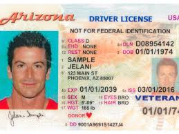 License What Arizona An Look Does Like Driver's