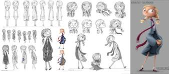 Character Design For Production Cgma Character Design For Production Concept Art World