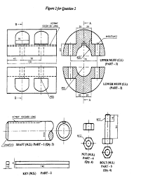 Muff Coupling Is Designed As Isc Class Xii Exam Question Papers 2012 Geometrical And