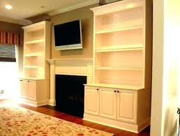 built in bookshelves fireplace post diy built in shelves next to fireplace built in bookshelves fireplace