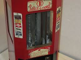 Select O Vend Candy Machine Simple SELECT O VEND Candy And Gum Vending Machine 4848 PicClick