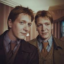 Image result for Fred & George Weasley