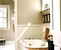 chair rail bathroom. Fine Chair Chair Rail Height Bathroom  In Powder Room Delightful Progressive  To O