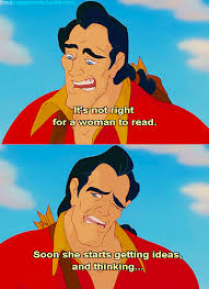 Beauty And The Beast Funny Quotes Best of Gaston Beauty And The Beast Quotes On QuotesTopics
