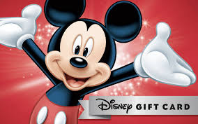 disney giving away 50 gift cards