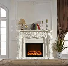 Source french style decorative electric fireplace and mantel on  m.alibaba.com
