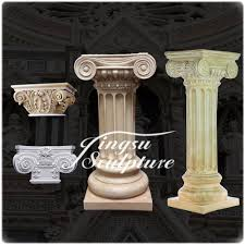 Pillars For Home Decor Abstract Background With Old Columns Is Ancient Style High