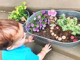 athomewithnatalie-fairy garden containers2