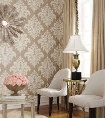Interior Decoration Wallpaper Design