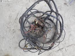 porsche 356 wiring harness switch diagram • thesamba com vw classifieds porsche 356 wiring harness partial rh thesamba com porsche 911 engine diagram 1976 porsche 911 dash diagram