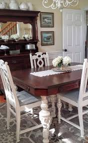 French Country Farmhouse Dining Table Makeover Hometalk