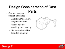 Design Considerations In Casting Process Ppt Casting Processes Powerpoint Presentation Free