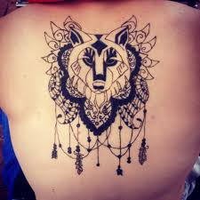 что значит тату волк воющий на луну тату волк значение фото