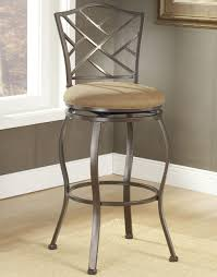 bar chairs with backs. 24 Metal Bar Stools With Back Chairs Backs