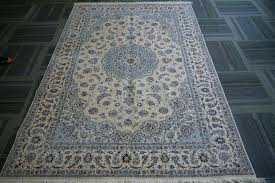 hand knotted handmade rug carpet tradition oriental carpets gray light traditional authentic