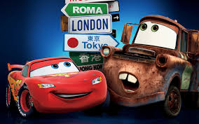 disney cars 2 wallpaper. Perfect Disney Cars Disney Pixar 2 In Wallpaper L