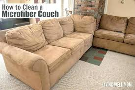 how to clean a white leather couch how to clean couch how to clean a microfiber how to clean a white leather couch