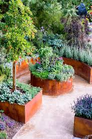raised garden bed designs ideas