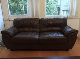 3 comfortable leather sofas for 90