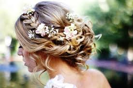 35 Elegant Wedding Hairstyles For Medium Hair Haircuts