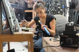 tv repair shop. in-shop tv repair tv shop t