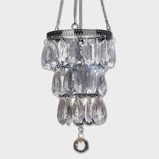 exhart anywhere lighting crystal led chandelier
