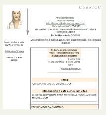 Ejemplo De Curriculum Vitae En Word Curriculum Vitae Profesionales Album Pragueconspiracy Cz