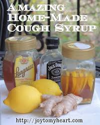 whiskey cough syrup