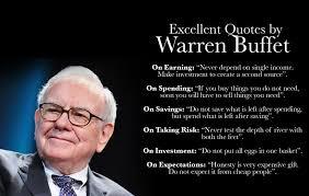 Warren Buffett Quotes Magnificent Warren Buffett Quotes Trade Brains