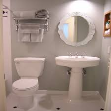 ... Decor Ideas For Small Bathrooms Attractive Inspiration 12 Decorating ...