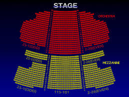 Al Hirschfeld Seating Chart Al Hirschfeld Theatre Broadway Seating Chart History Info