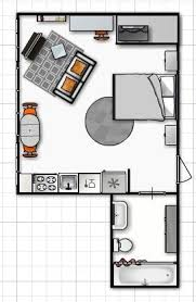apartment studio layout. change the layout of kitchen and bathroom it\u0027s good for micro apartments in manila. apartment studio