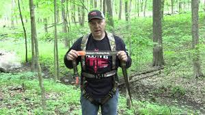 Ultra Lite Flex Safety Harness By Hunter Safety System