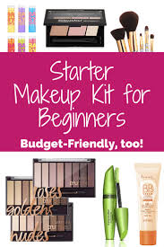 budget friendly beauty makeup kit for beginners