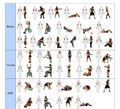 Exercise Chart Pdf Kozen Jasonkellyphoto Co