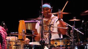 Percusionistas cubanos : Roberto Smith Izquierdo
