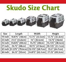 dog crates size chart midwest skudo plastic crates cherrybrook pet supplies