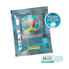 Panini uefa euro 2020 mega starter pack. Uefa Euro 2020 Pearl Edition Official Sticker Collection 100 Box Online Kaufen Manor