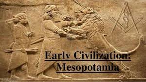 Mesopotamian Civilization Early Civilization Mesopotamia Assyria And Persia