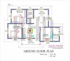 Sq Ft House Plans With Elevation Furthermore Simple Bedroom     Sq Ft House Plans With Elevation Furthermore Simple Bedroom In Beach House Plans Bedrooms