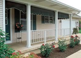 Decorative Metal Porch Posts Aluminum Porch Railing Porch Design Ideas Decors