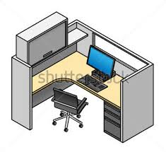 office cubicle clipart. Simple Clipart With Office Cubicle Clipart