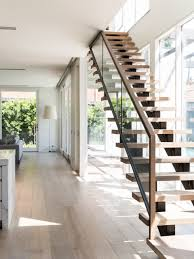 Stair | Modern | Design | Architecture | Steel Stringers | Stainless Steel  | Framed |