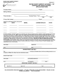 att affidavit form fillable online rfb s11 083 att l vehicle access form pdf fax email