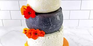Costco Sells A Wedding Cake Made Of 5 Tiers Of Cheese And Its What