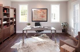 view in gallery making clever use of natural ventilation in the home office