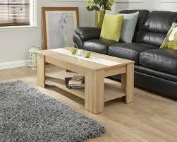 lift up coffee table gloss strip