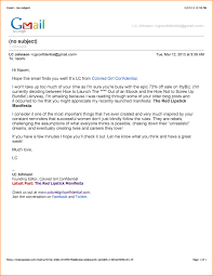 Sample Email email samples Ninjaturtletechrepairsco 1