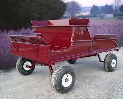 Robert Carriages Mini Miniature Horse Oak Trail Wagon