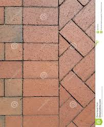 Brick Patterns For Patios Red Brick In Three Patterns Stock Photo Image 45272972
